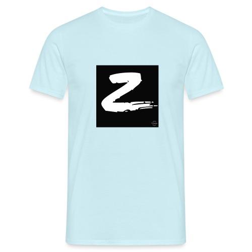 Z - T-shirt herr