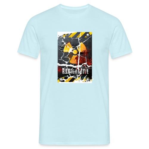 radiactive - Maglietta da uomo