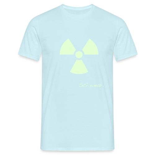 Radioactive Mug - Men's T-Shirt