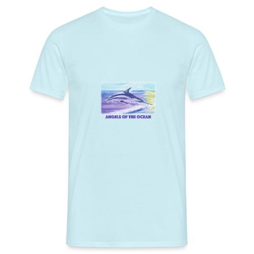 Angels of the Ocean - Männer T-Shirt
