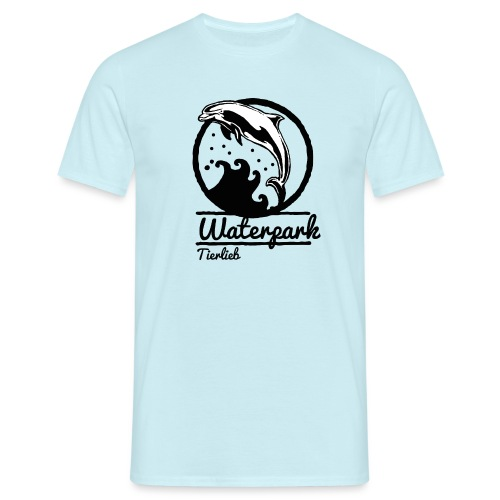 Waterpark - Männer T-Shirt