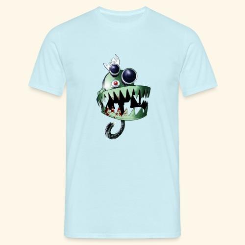 Appetite Robot Head - T-shirt herr