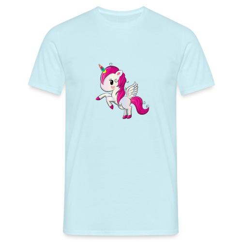Unicorn minipony collection! - Maglietta da uomo