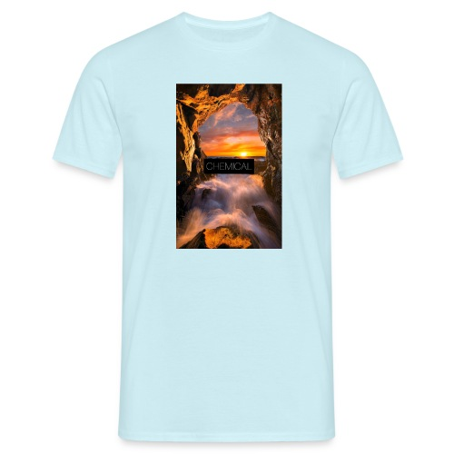 Cascata - Maglietta da uomo