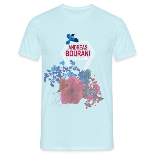 fc blumen vorne png - Männer T-Shirt