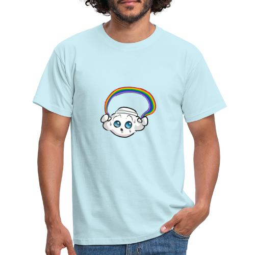 Oliver Cast The Cloud - Rainbow - Men's T-Shirt