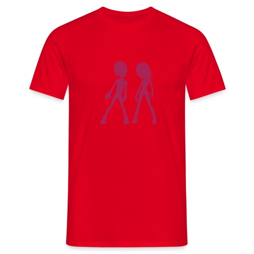 teoteasilhouette - T-shirt Homme