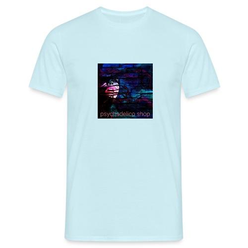 Graffiti design - T-shirt herr