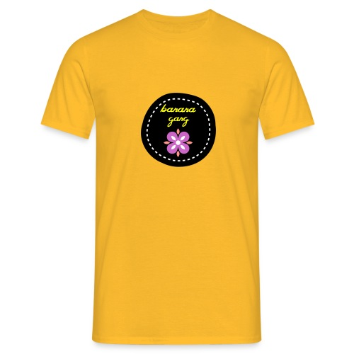 Banana - Miesten t-paita