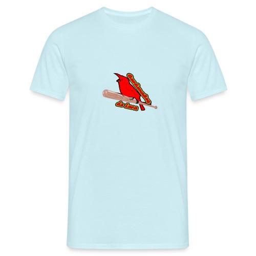 Cardenales en Lara - Camiseta hombre