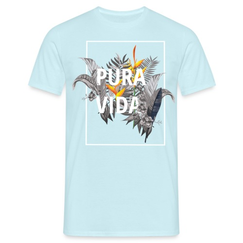 Pura vida / camisetas pura vida /pura vida t-shirt - Camiseta hombre