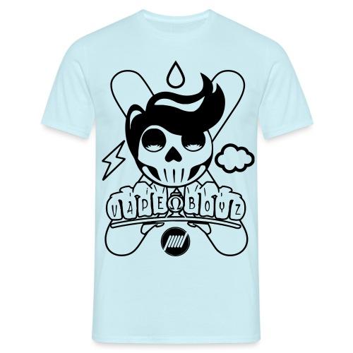 Sugar Skull Vape Boyz - Maglietta da uomo