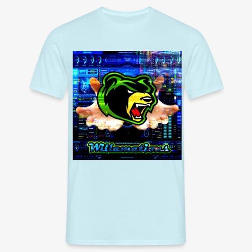 Willamations GeZy logo - Men's T-Shirt