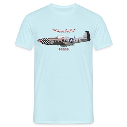 P 51 Big Beautiful Doll - Men's T-Shirt
