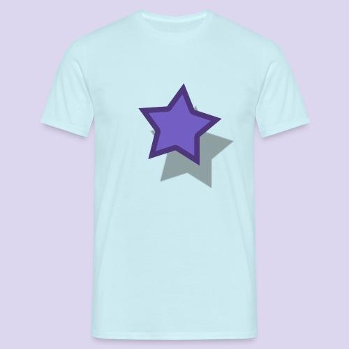 yeps stern png - Männer T-Shirt