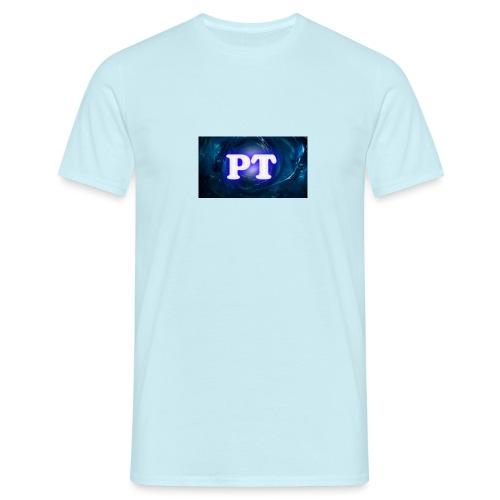 Project T Logo - Men's T-Shirt