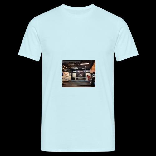 Team boxning Sverige - T-shirt herr