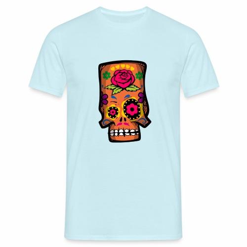 Calavera divertida - Camiseta hombre