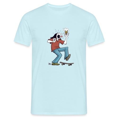Cheers! - T-skjorte for menn