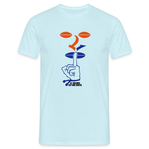 LSEUV Logo Origiii - T-shirt Homme