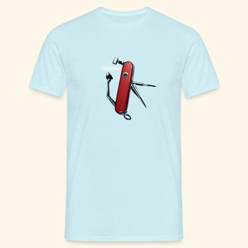 Tungur Knivur GBAD Shirt - T-shirt herr