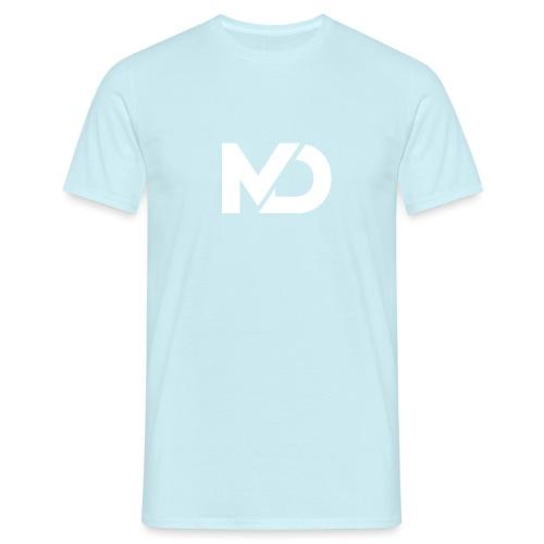 logo_wit - Mannen T-shirt