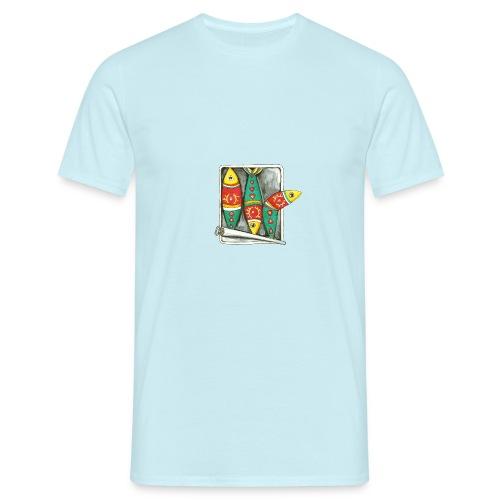 Les sardines du Portugal - T-shirt Homme