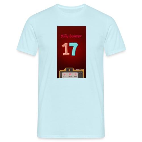 Billy bunter - Men's T-Shirt