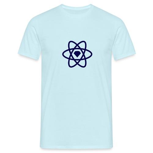 Sketch2react Logo Stratos - Men's T-Shirt
