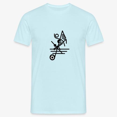 graph18 - T-shirt Homme