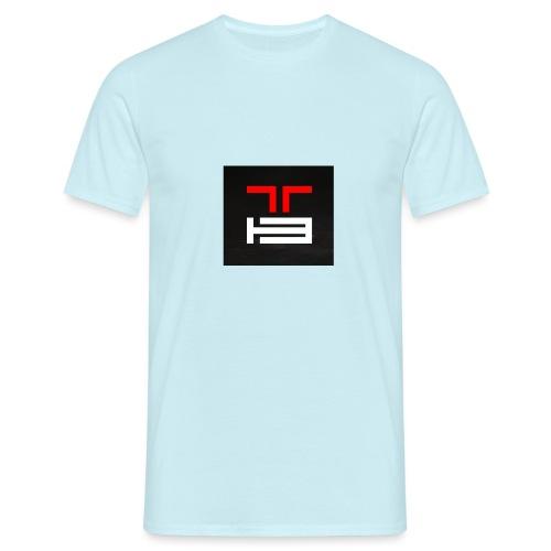 Tokyo Black Media - Men's T-Shirt