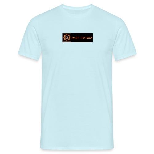 KL D R orange schmal 3 - Männer T-Shirt