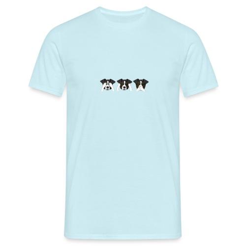 Hunde - Männer T-Shirt
