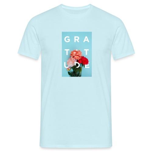GRATITUDE - T-shirt Homme