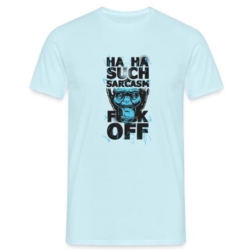 Sarcasm - T-shirt herr
