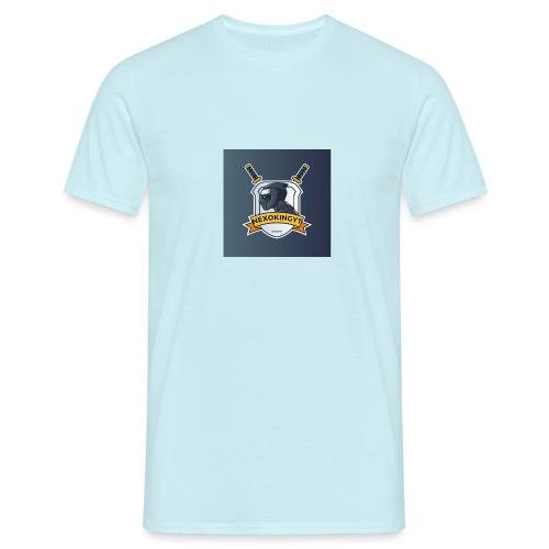 nexoking Logo - Männer T-Shirt