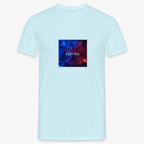 Team Cepter Logo - T-skjorte for menn