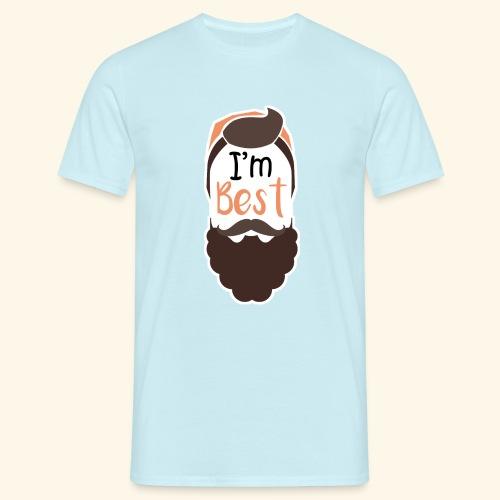 T-shirt   I'm Best - T-shirt Homme