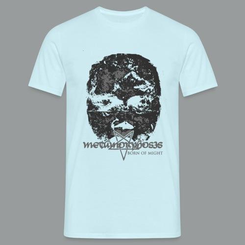 bornofmight - Men's T-Shirt