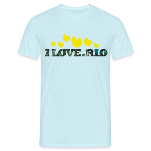 ILOVE.RIO TROPICAL N°2 - Men's T-Shirt