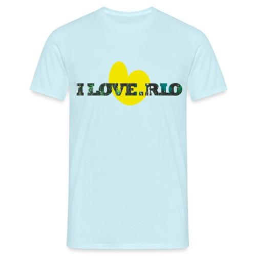 ILOVE.RIO TROPICAL N°1 - Men's T-Shirt