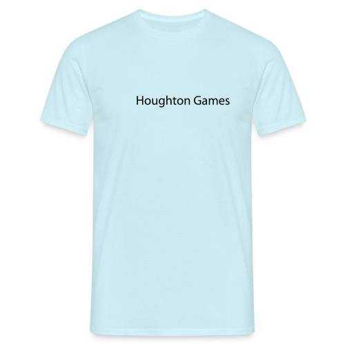 Light Blue Shirt - Men's T-Shirt