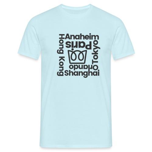 Anaheim and Beyond - Men's T-Shirt