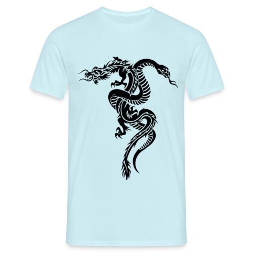 Dragon & serpent collection! Limited edition! - Maglietta da uomo