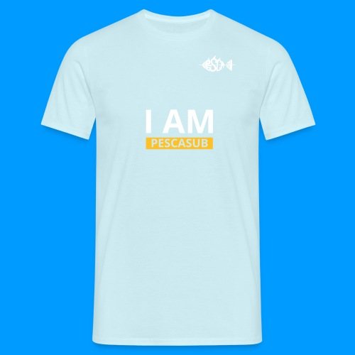 I AM - Maglietta da uomo