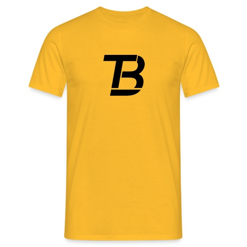 brtblack - Men's T-Shirt