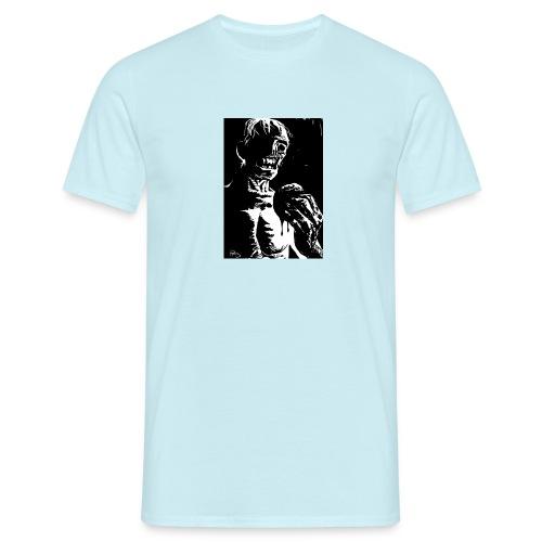 Edge of Extinction Eat Paul Peart Smith jpg - Men's T-Shirt