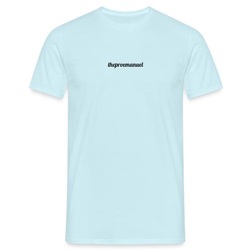 LogoMakr 36CxVz - T-shirt herr
