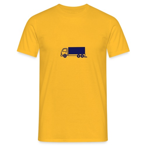LKW lang - Männer T-Shirt