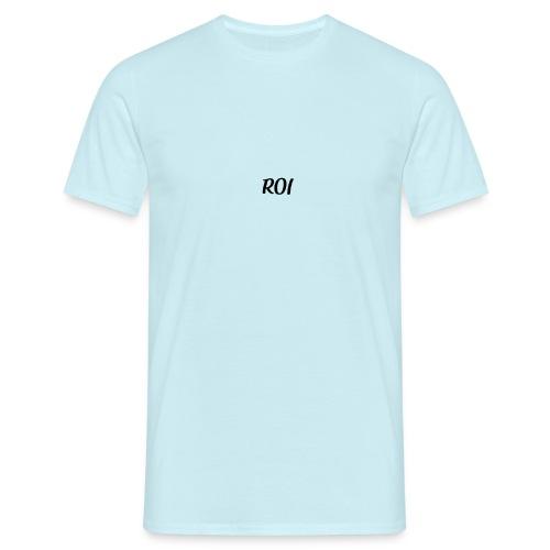 Roi noir - T-shirt Homme
